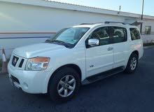 2012 Nissan Armada excellent condition