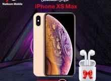 ايفون Xsmax 256 جيجا مستعمل نظيف جدا و بسعر مميز