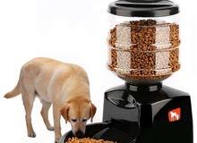 للبيع جهاز ذكي لأطعام الكلاب والقطط