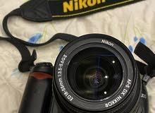 كاميره نيكون نظيفه