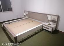 غرفة نوم ماستر تركي نوع CARDIN بحاله ممتازه للبيع بسعر 650 دينار
