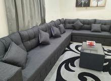 جلسة ( كنب ) بحالة ممتازة sofa in very good condition