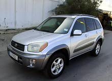 Toyota Rav4 2001 otomatik 5are2