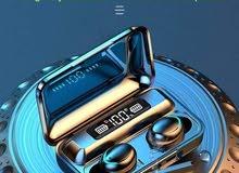 عروض نهاية شهر رمضان السماعات الرهيبة (F9-5C) بلوتوث 5.0  السعر 25 الف التوصيل م