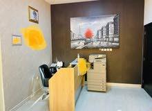 Office Reception set