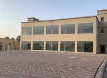 مبنى تجاري ( معرض )
