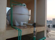 تنظيف خزانات المياة 0536657734عزل خزانات لحام خزانات المياة