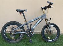 دراج هوائي للاطفال