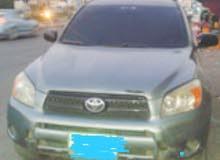 سيارة راف فور 2007 / صنعاء