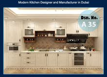Kitchen Cabinets in Dubai  Wooden Kitchen Island Suppliers