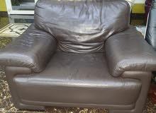 3 seater + 1 seater sofa