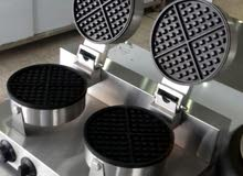 Waffle Baker Double Plate