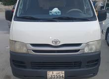 Gasoline Fuel/Power   Toyota Hiace 2010