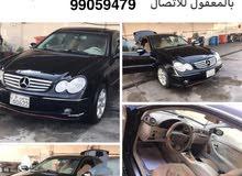 Mercedes Benz CLK car for sale 2003 in Farwaniya city