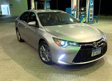 Toyota Camry 2017 For sale - Silver color