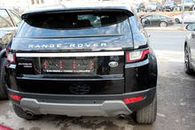 Gasoline Fuel/Power   Land Rover Range Rover Evoque 2017