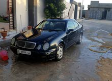 For sale 2001 Blue CLK 320