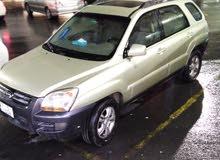 كيا سبورتج 2005 للبيع
