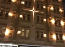 شقة غرفة صالة جديدة للايجارالشهري شارع قريش