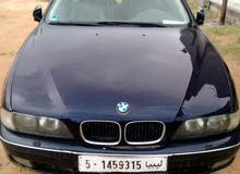 BMW 523 in Misrata