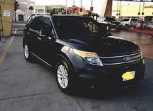 Ford Explorer 2013 For sale - Black color