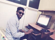 محاسب سوداني حديث التخرج ملم بالبرامج المحاسبية (الاكسل_كويك بوكس_اسماك5)جاهز