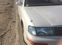 Toyota Crown in Basra