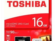 ذاكرة توشيبا 16GB Toshiba
