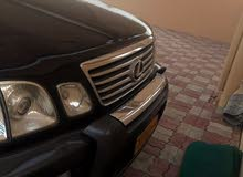 Lexus LX 2000 For sale - Black color
