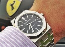 ساعة اوديمار Audemars Piguet نظيفة جدا اوتوماتيك