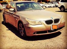 BMW 530 car for sale 2007 in Kuwait City city
