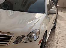 مرسيدس E350 موديل 2011