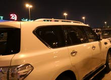 Nissan Patrol for sale (Model SE 2013)