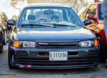 Mitsubishi Lancer 1994 For sale - Black color