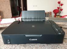 طابعه Canon Pixma MP230 بحاله ممتازه