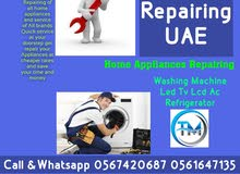 LED TV WASHING MACHINE STOVE Repairing Services