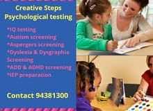 IQ & Educational Testing