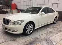 Automatic White Mercedes Benz 2007 for sale
