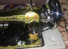 ماكينة خياطه الفراشه استعمال شهرين للبيع