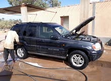 Gasoline Fuel/Power   Jeep Cherokee 2002