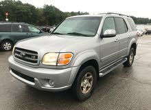 2003 Used Sequoia with Automatic transmission is available for sale