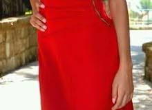 فستان احمر لكل المناسبات