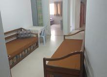 شقة 3 بيوت +صالة أرضي قريبة من مصحة الياسمين و مصحة ابن زهر في حي الأولمبي تونس