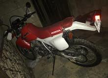 دراجة هوندا كروس XR-650L 2013