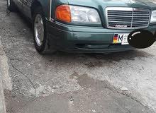 مرسيدس E280 موديل 1993 بلاد