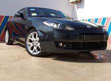 Black Hyundai Tuscani 2009 for sale