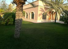 - LARGE SEMI FURNISHED VILLA WITH LARGE GARDEN -EXCLUSIVE
