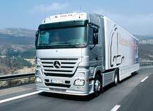 شاحن لخدمات الشحن والنقل