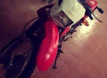 Honda motorbike made in 2008
