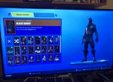 black knight account